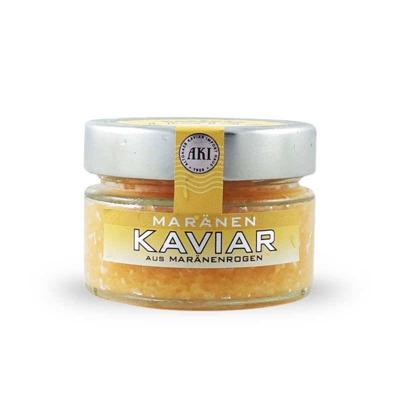 Caviar from whitefish eggs 100 gr