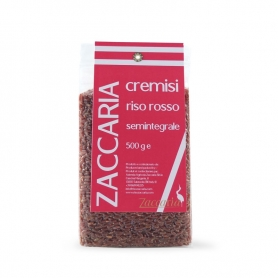 "Red Semi-Integrated ""Cremisi"", 500 gr. - Zaccaria"