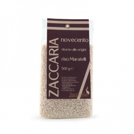 "Rice Maratelli ""Novecento"", 500 gr. - Zaccaria"