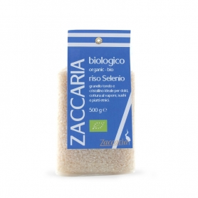 Rice Selenium BIO for Sushi, 500 gr. - Zaccaria