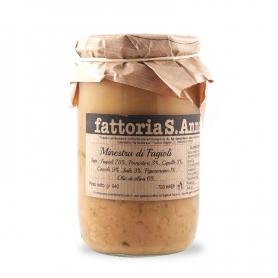 Soupe de haricots, 640 gr - Ferme Sant'Anna