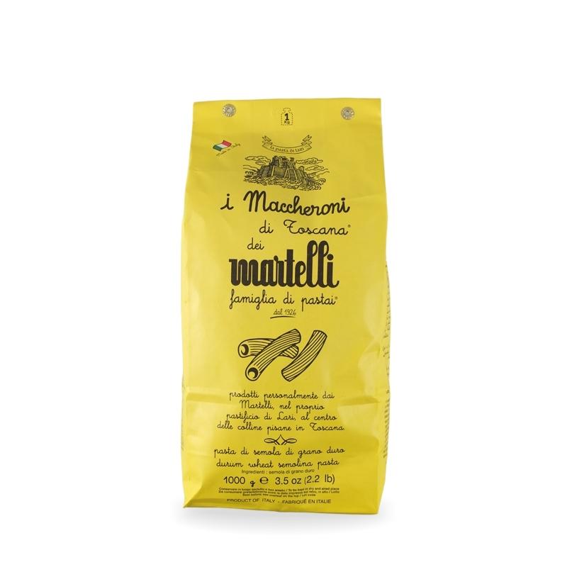 di Toscana 1 kg Makkaroni - Pastificio Martelli
