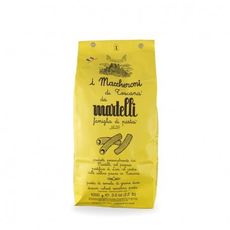 Maccheroni di Toscana 1 Kg - Pastificio Martelli - Pastificio Martelli