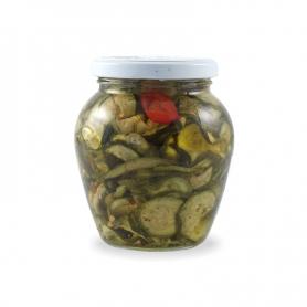 Zucchine alla Brace, 290 gr. - Urselli