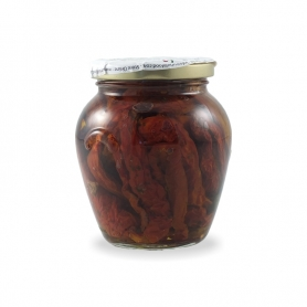 Peperoncino ripieno con tonno, 290 gr. - Urselli