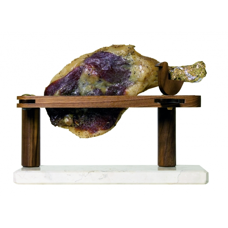 Prosciuttino of seasoned goose gr. Ca 400 (per piece) - Jolanda de Colo