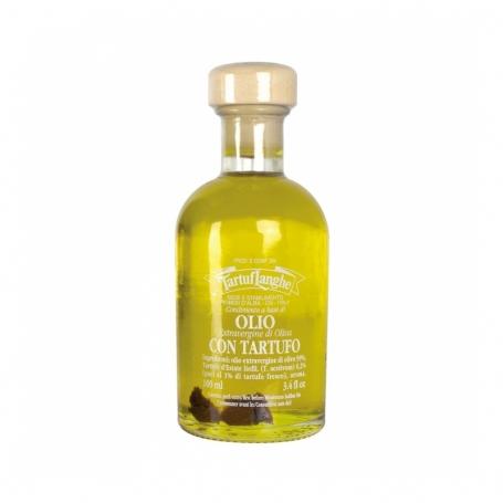 100 ml natives Olivenöl extra mit Trüffel