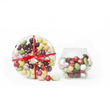 Scatola confetti di Natale, 115 gr.
