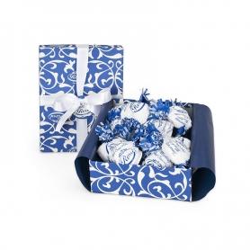 soft Sassello Makronen in einem Geschenkkarton, 300 gr.