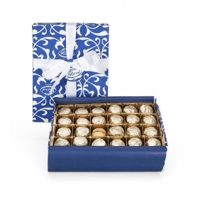 Baci di Dama in scatola regalo, 700 gr.  - Home