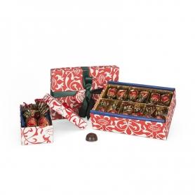 Cuneesi al Rhum in scatola regalo, 220 gr
