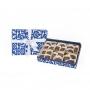 Marron Glaces artigianali in scatola regalo, 500 gr