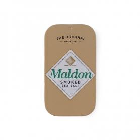 Sel de Maldon fumé dans une boîte élégante, 9,5 gr