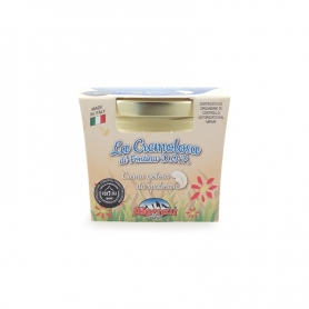 Spreadable cream of Fontina DOP, 100 gr - Alpenzu
