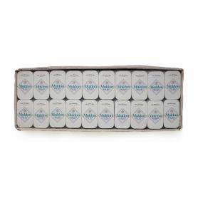 Sale di Maldon in elegante lattina da 9.5 gr, 100 confezioni