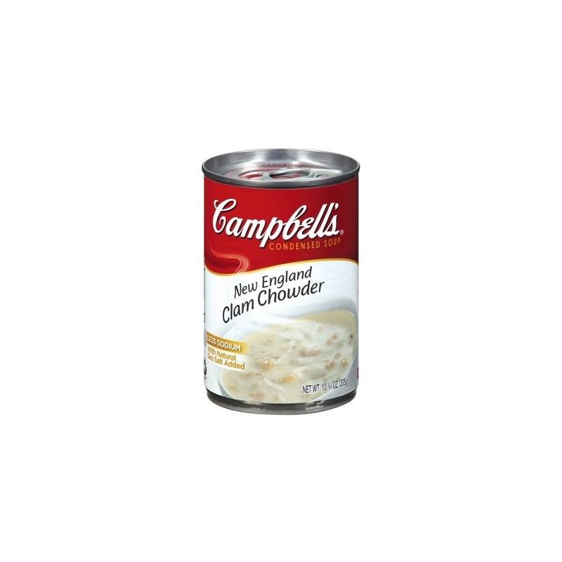 Zuppa di vongole campbell 39 s for Barattoli di zuppa campbell s