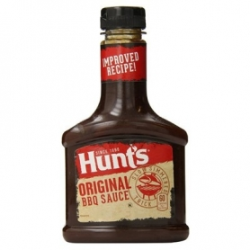 Hunt's original BBQ - barbecue sauce, 510 gr.
