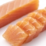 classic heart smoked salmon, 150 gr