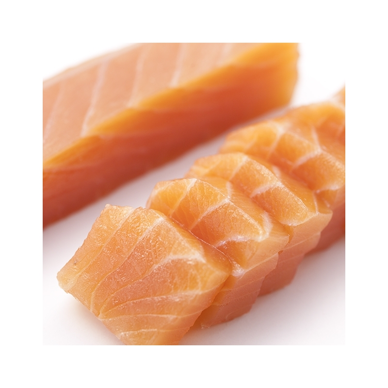 classic heart smoked salmon, 400 gr