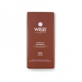 Tablet Weiss - Chocolate Acarigua, 100 gr
