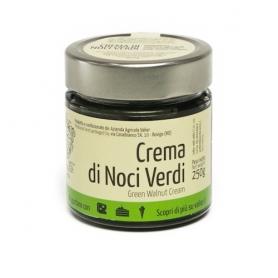 Crème de Verdi Walnuts, 250 gr. - Ferme Valier