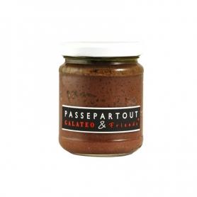 Polpa di Olive Taggiasche, 185 gr - Galateo&Friends