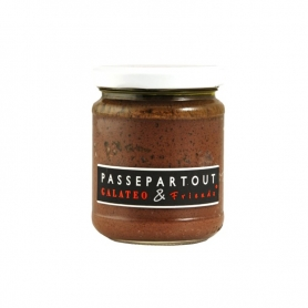 Taggiasche Olive Pulp, 185 gr - Galateo & Friends
