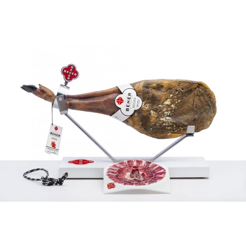 Pata Negra Schulter-Schinken 5,4 kg - ganze Knochen