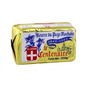 Haute Savoie sweet butter, 250 gr - Le Centenarie