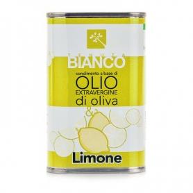 Vinaigrette à l'huile d'olive extra vierge et de citron, 250 ml - Tenuta Blanc