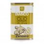 Condimento all'olio extravergine di oliva e Zenzero, 250 ml - Tenuta Bianco