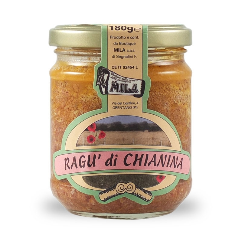 Ragu de Chianina, 180 gr. - Boutique Mila