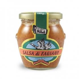 Lingue di suocera al Parmigiano Reggiano, 200 gr - Il Panatè