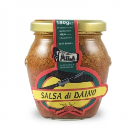 Deer sauce, 180 gr. - Boutique Mila