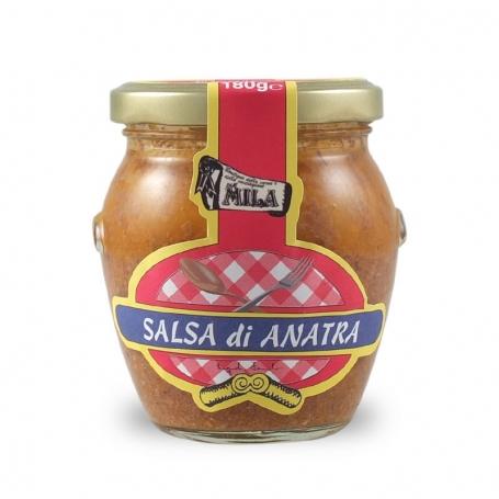 Duck sauce, 180 gr. - Boutique Mila - Sughi di carne e cacciagione