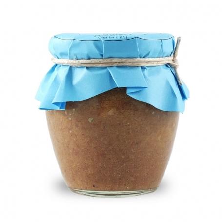 Salsa di piccione e aroma di tartufo, 180 gr. - Boutique Mila - Sughi di carne e cacciagione