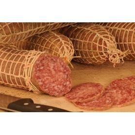 Salame Campagnolo, 690 gr - La bottega del Re Norcino