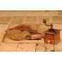 Guanciale al pepe, 600 gr - La bottega del Re Norcino
