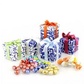 Cubotto Box mit Schokoladeneier, 250 gr
