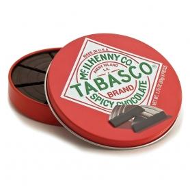 Flüsse Schokoladen mit Tabasco, 50 gr. - McIlhenny