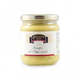 Mustard with green pepper - Téméraire