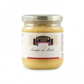 Honey mustard, 200 gr - Percheron Frères