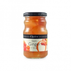 Ginger syrup, 150 gr - Opies