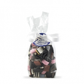 Assorted candy flavors, 500 gr
