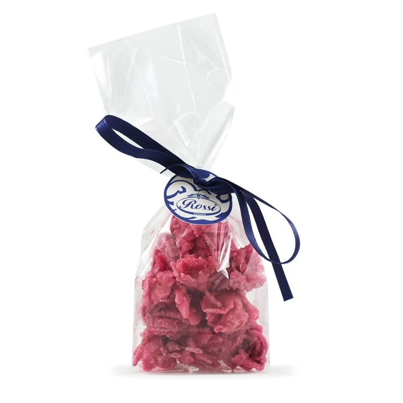 Candied rose buds, 50 gr - Rossi