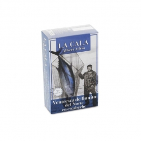 Ventresca thon germon mariné, 112 gr - Albert Adrià