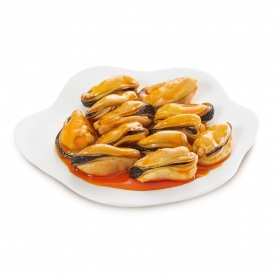 Mussels marinated in sauce, 115 gr - Albert Adrià