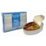 Fegato di rana pescatrice con ponzu di yuzu, 112 gr - Albert Adrià