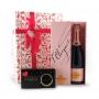 Caviale Black Adamas + Champagne Champagne Veuve Clicquot Rosè