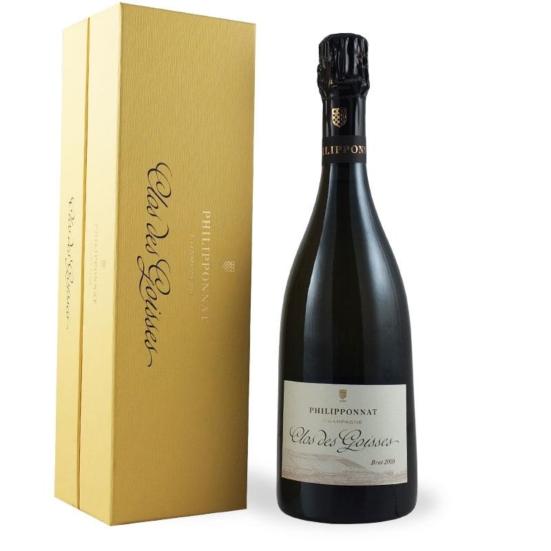 Champagne Philipponnat Clos des Goisses l. 0,75 - astuccio 1